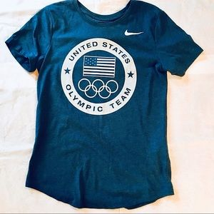 Nike US Olympic Team Tee Shirt